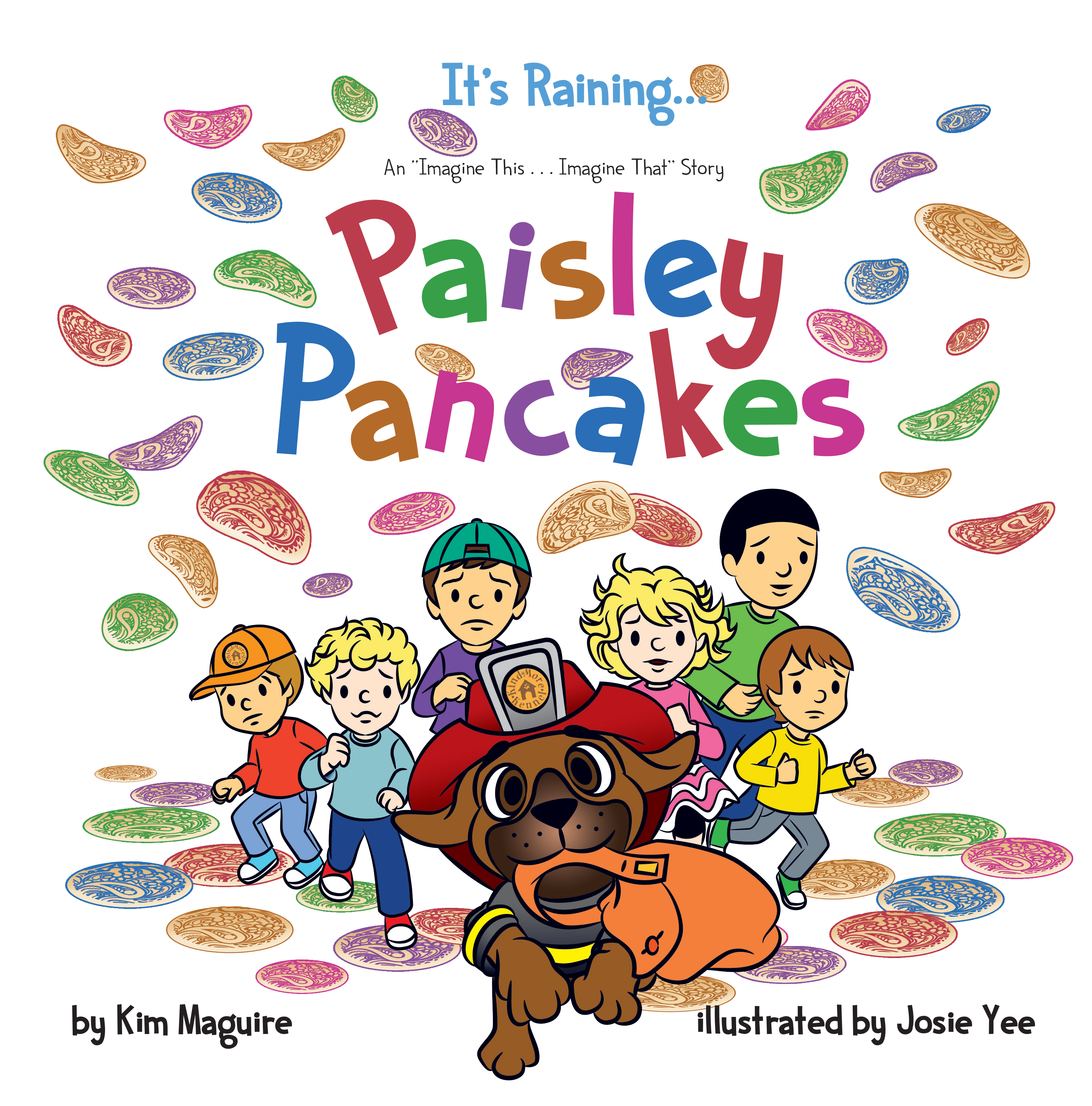 PaisleyPancake. Front Cover final