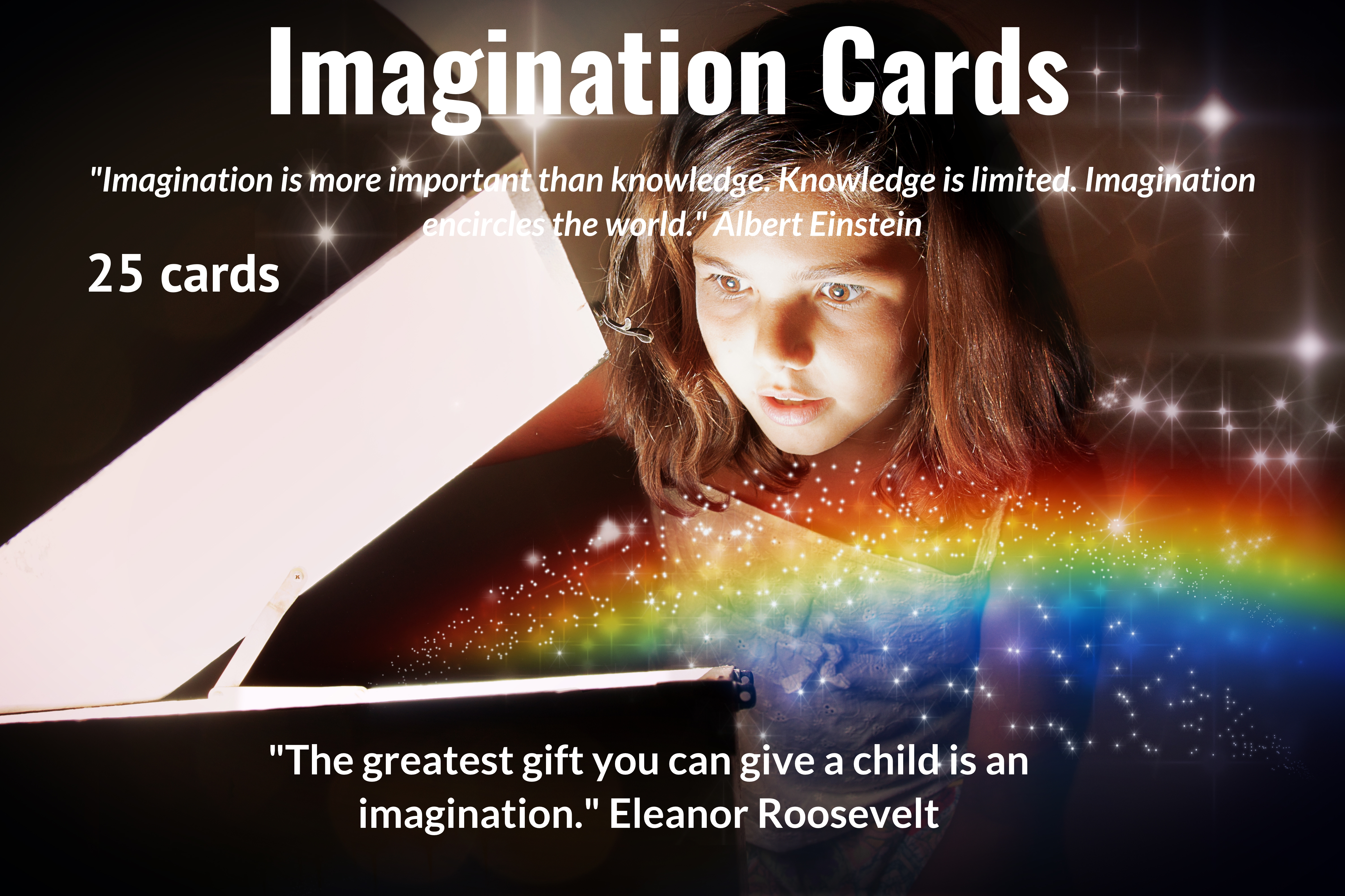 Imagination Cards Cover